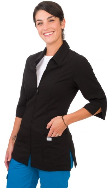 Jacket 4-Way Stretch Black