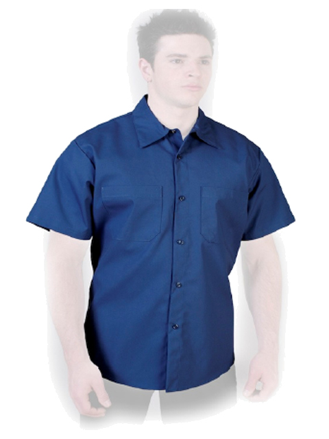 Shirts SS Button Closure